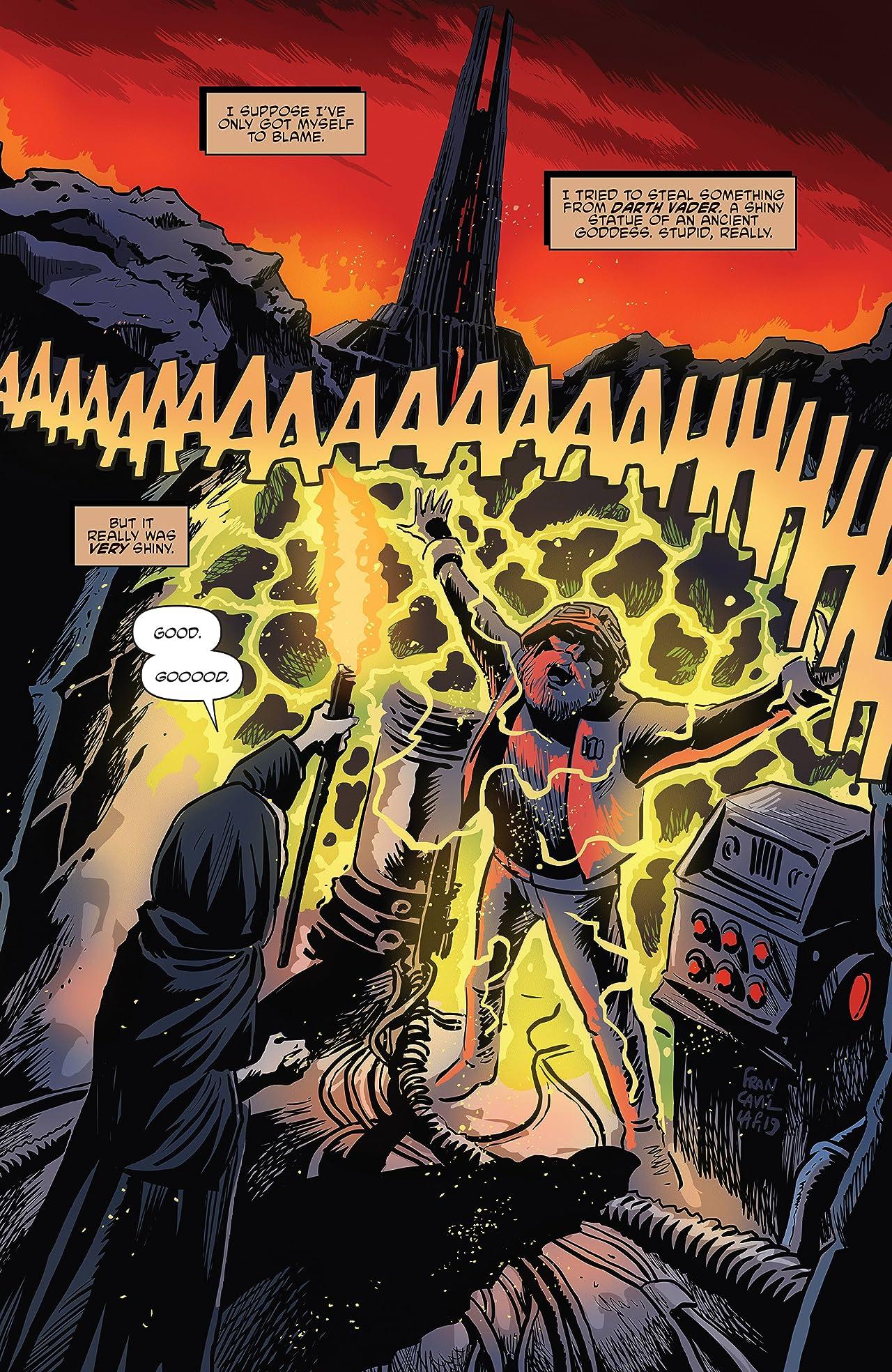 Star Wars Adventures: Return to Vader's Castle #2 (of 5)
