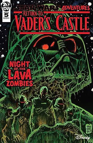 Star Wars Adventures: Return to Vader's Castle #5 (of 5)