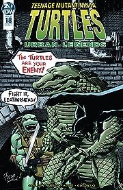Teenage Mutant Ninja Turtles: Urban Legends #18
