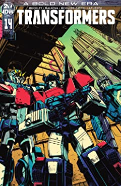 Transformers (2019-) #14