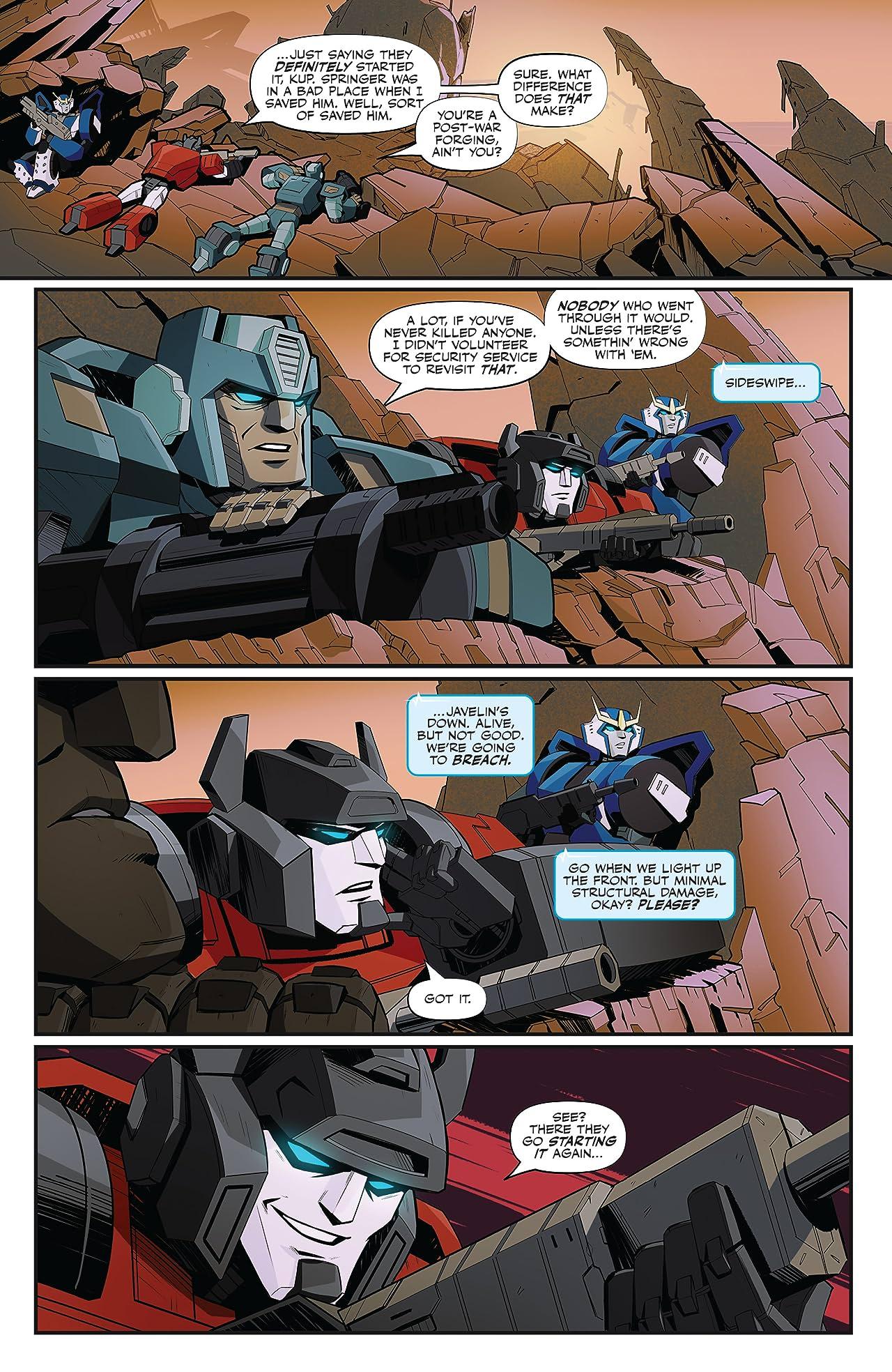 Transformers (2019-) #14