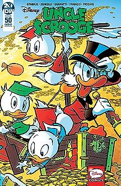Uncle Scrooge #50