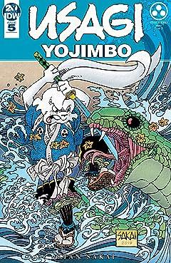 Usagi Yojimbo (2019-) No.5