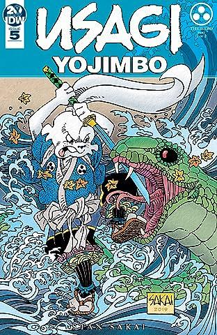 Usagi Yojimbo (2019-) #5