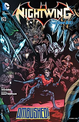Nightwing (2011-2014) #29