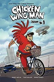 Chicken Wing Man #1