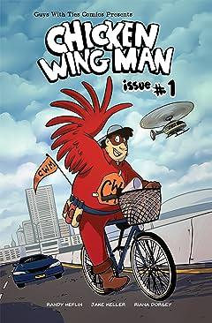 Chicken Wing Man No.1