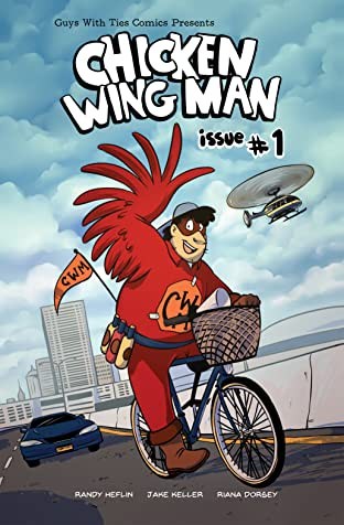 Chicken Wing Man #1