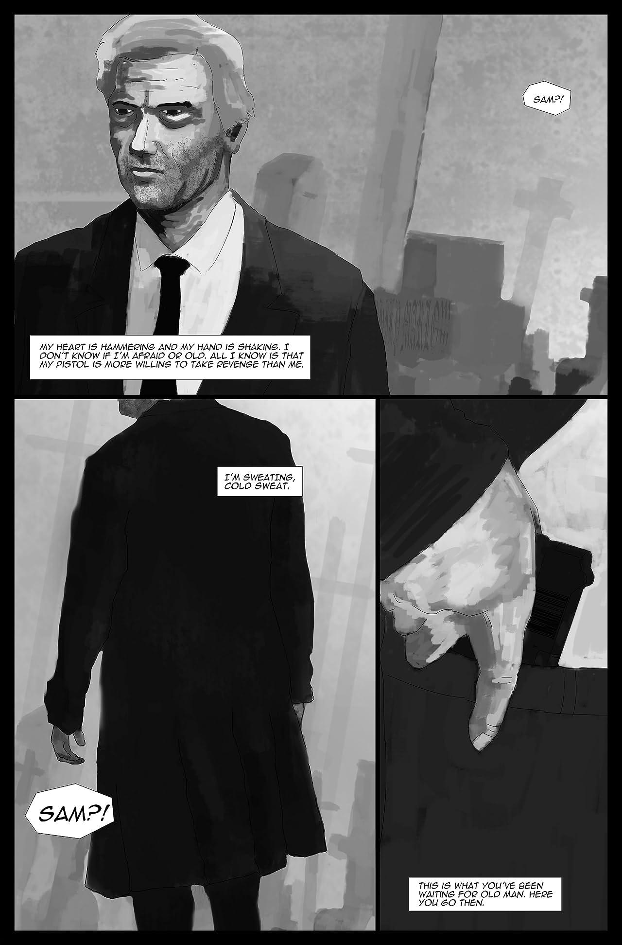 TALL SHADOWS: the narration of trust & betrayal