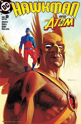 Hawkman (2002-2006) #8