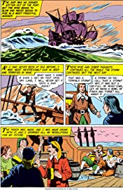 Classics Illustrated #10: Robinson Crusoe