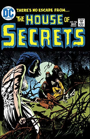 House of Secrets (1956-1978) #106