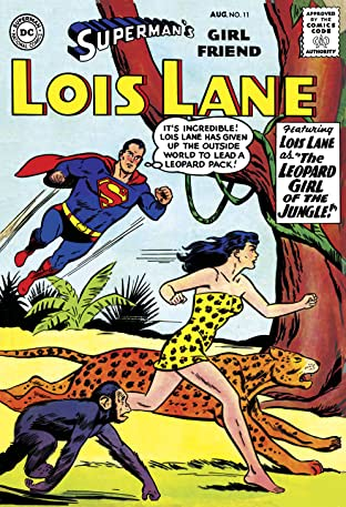 Superman's Girl Friend Lois Lane (1958-1974) No.11