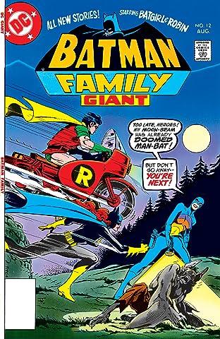 Batman Family (1975-1978) No.12