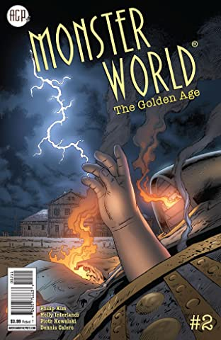 Monster World: The Golden Age #2
