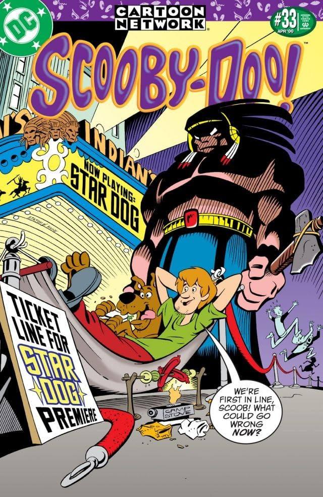 Scooby-Doo (1997-2010) #33