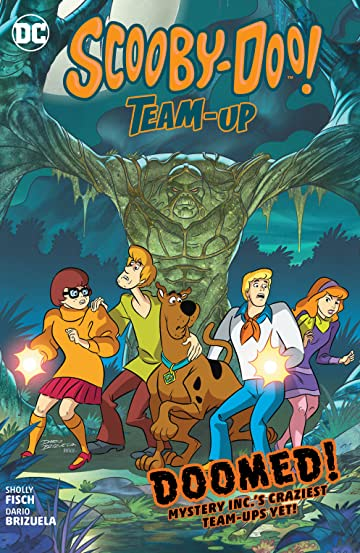 Scooby-Doo Team-Up (2013-): Doomed!