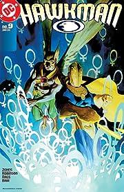 Hawkman (2002-2006) No.9