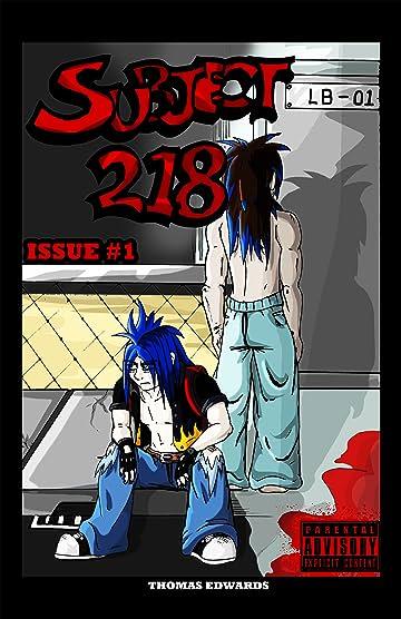 Subject 218 #1