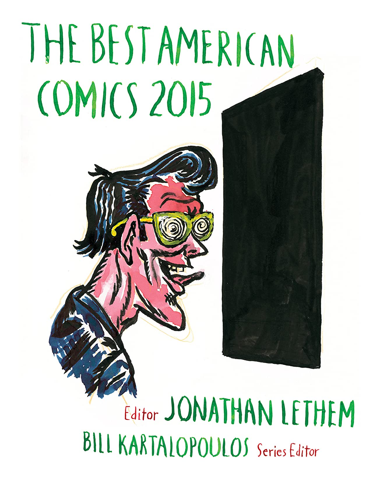 The Best American Comics 2015