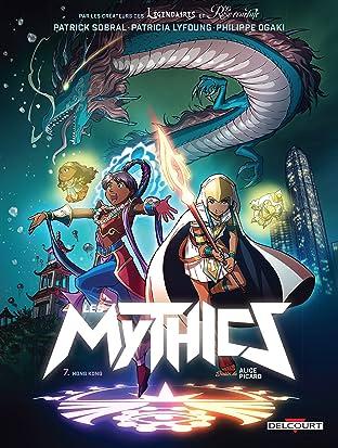 Les Mythics Tome 7: Parvati et Amir