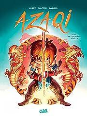 Azaqi Vol. 1: Le Cinquième Rôdeur