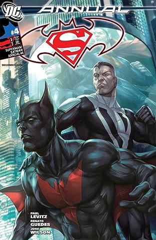 Superman/Batman: Annual #4