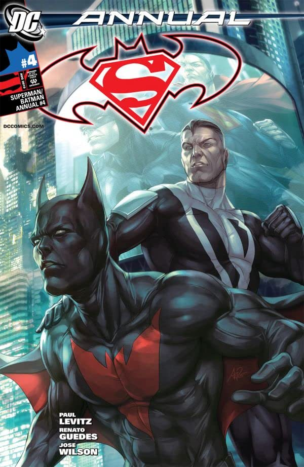 Superman/Batman #4: Annual