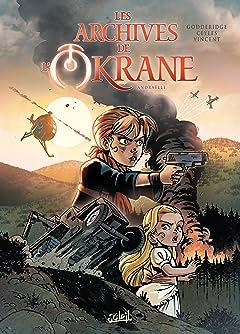 Les Archives de l'Okrane Tome 1: Andraëlle