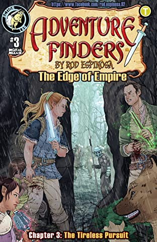 Adventure Finders: The Edge of Empire No.3