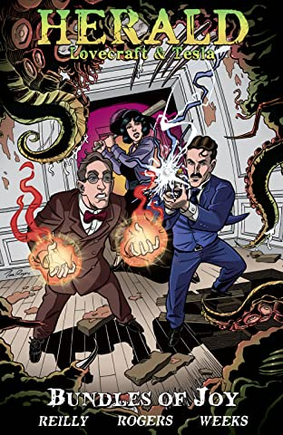 Herald: Lovecraft & Tesla Vol. 4: Bundles of Joy