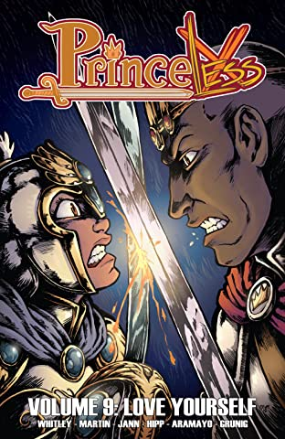 Princeless Book 9: Love Yourself