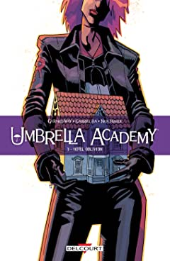 Umbrella academy Vol. 3: Hôtel Oblivion