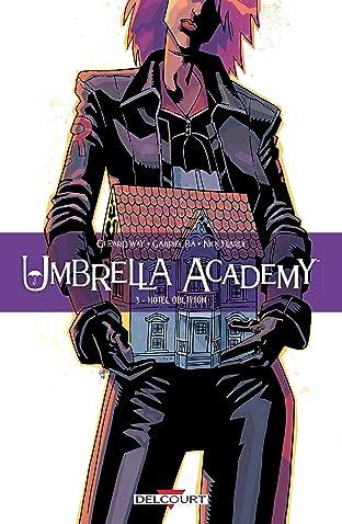 Umbrella academy Vol. 3: Hôtel Oblivion