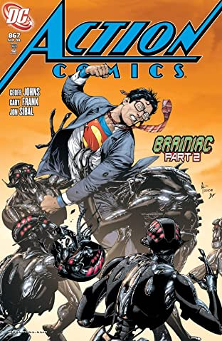 Action Comics (1938-2011) #867