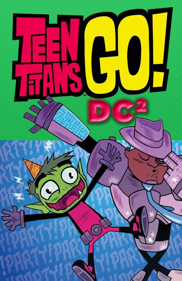 Teen Titans Go! (2013-) #5