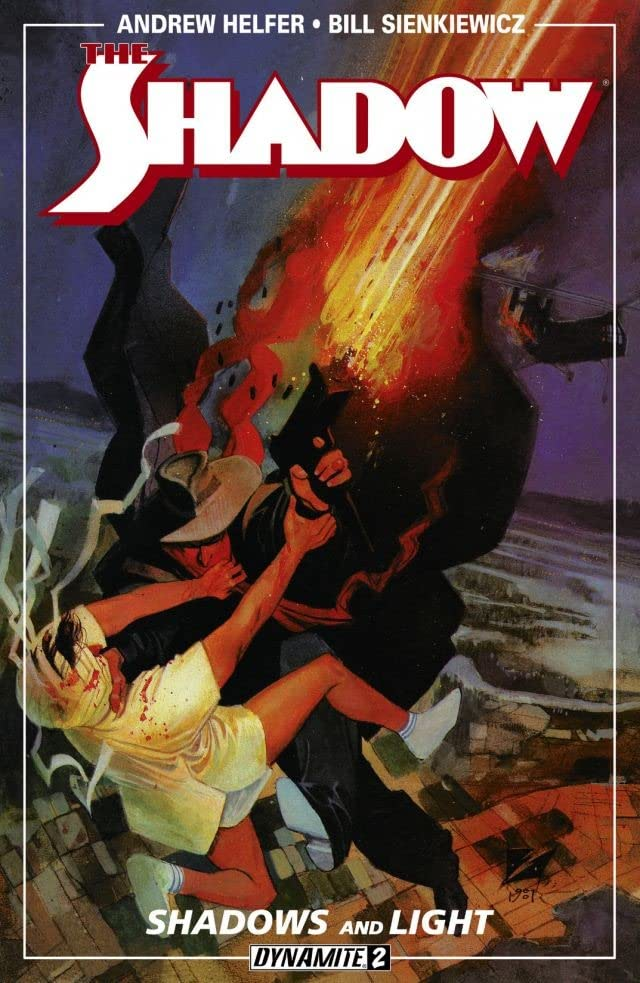 The Shadow Master Series #2