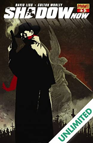 The Shadow Now #5 (of 6): Digital Exclusive Edition