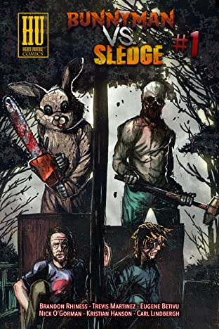 Bunnyman vs. Sledge #1
