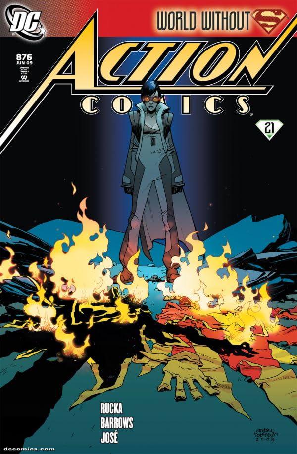 Action Comics (1938-2011) #876