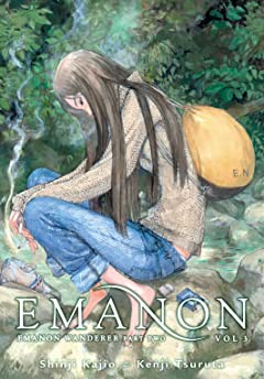 Emanon Vol. 3: Emanon Wanderer Part Two