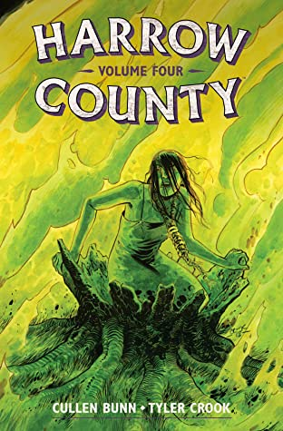 Harrow County Library Edition Vol. 4