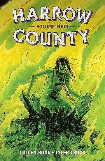 Harrow County Library Edition Vol. 4