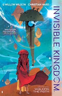 Invisible Kingdom Tome 1