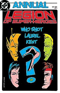 Legion of Super-Heroes (1984-1989) Annual #1
