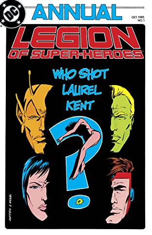 Legion of Super-Heroes (1984-1989) Annual No.1