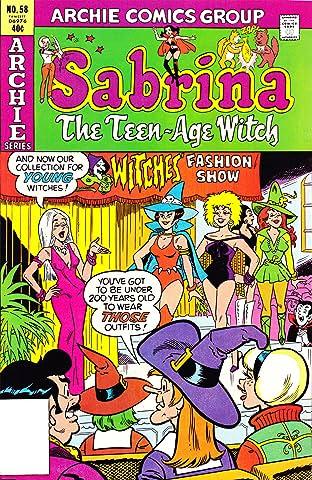 Sabrina the Teenage Witch (1971-1983) #58