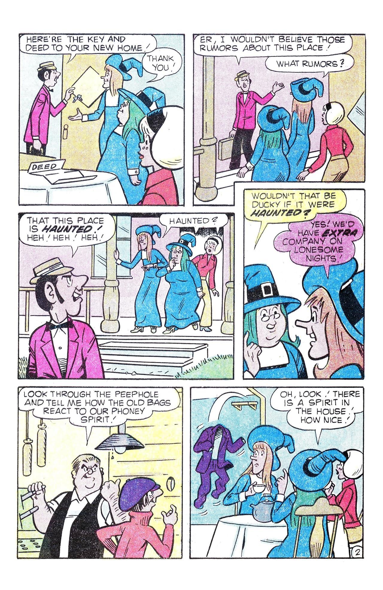 Sabrina the Teenage Witch (1971-1983) #60