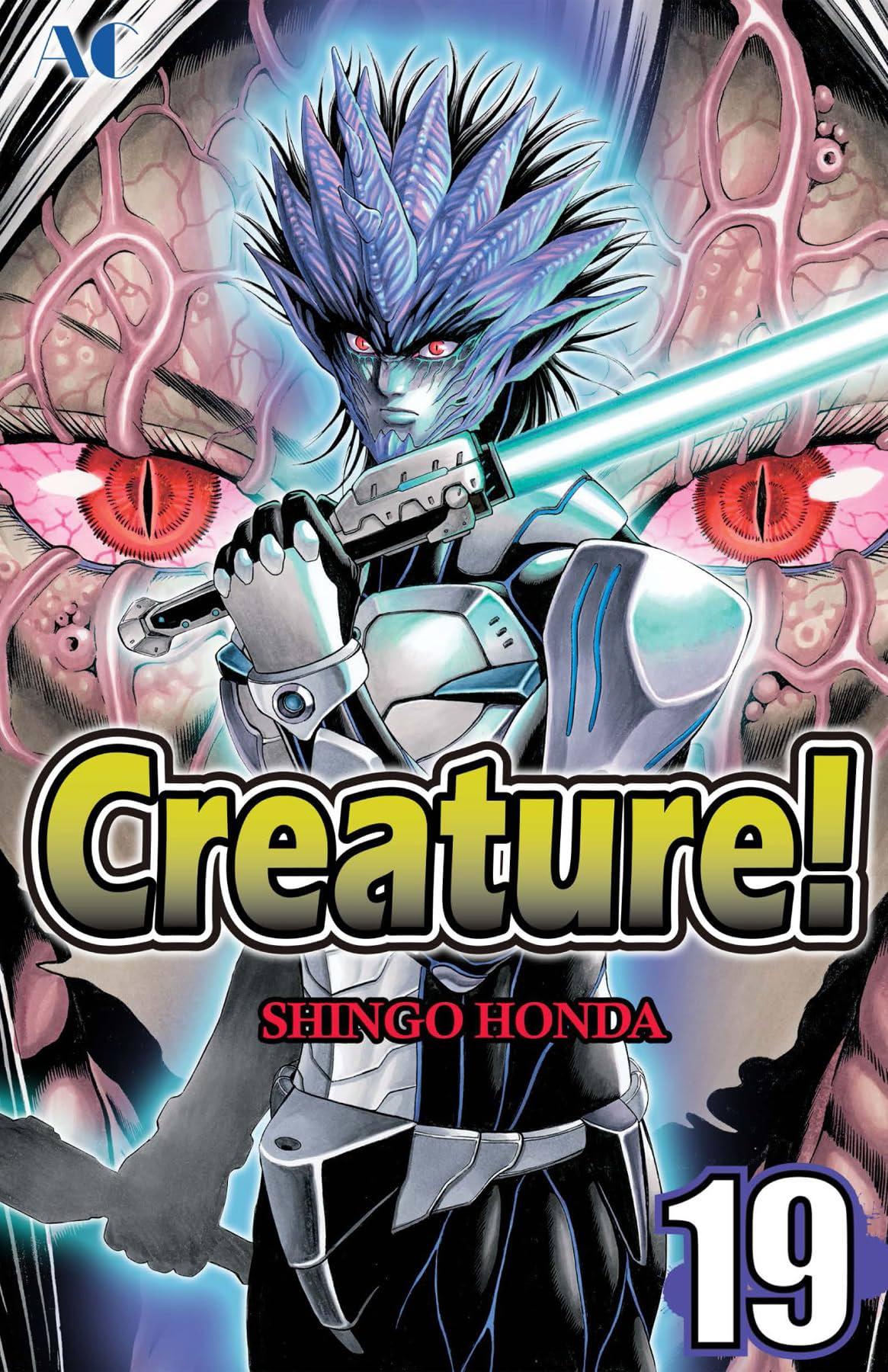 Creature! Vol. 19