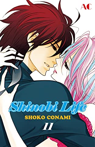 Shinobi Life Vol. 11